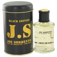 Joe Sorrento Black by Jeanne Arthes - Eau De Toilette Spray 100 ml f. herra