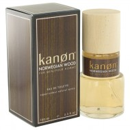 Kanon Norwegian Wood by Kanon - Eau De Toilette Spray 100 ml f. herra