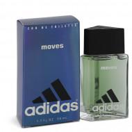 Adidas Moves by Adidas - Eau De Toilette 50 ml f. herra