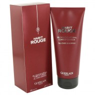 HABIT ROUGE by Guerlain - Hair & Body Shower gel 200 ml d. herra