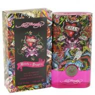 Ed Hardy Hearts & Daggers by Christian Audigier - Eau De Parfum Spray 100 ml f. dömur