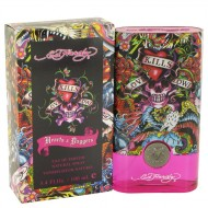 Ed Hardy Hearts & Daggers by Christian Audigier - Eau De Parfum Spray 100 ml f. dömur