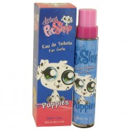 Littlest Pet Shop Puppies by Marmol & Son - Eau De Toilette Spray 50 ml f. dömur