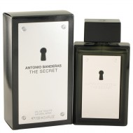 The Secret by Antonio Banderas - Eau De Toilette Spray 100 ml f. herra