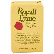 ROYALL LYME by Royall Fragrances - Face and Body Bar Soap 240 ml f. herra