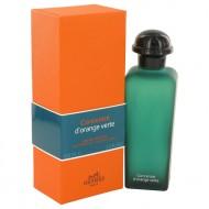 EAU D'ORANGE VERTE by Hermes - Eau De Toilette Spray Concentre (Unisex) 100 ml f. dömur