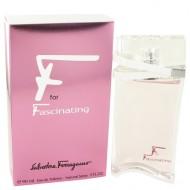 F for Fascinating by Salvatore Ferragamo - Eau De Toilette Spray 90 ml f. dömur