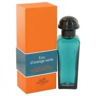 EAU D'ORANGE VERTE by Hermes - Eau De Cologne Spray Refillable (Unisex) 50 ml f. herra