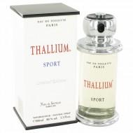 Thallium Sport by Parfums Jacques Evard - Eau De Toilette Spray (Limited Edition) 100 ml f. herra