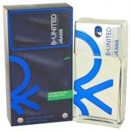 B United Jeans by Benetton - Eau De Toilette Spray 100 ml f. herra