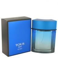 Tous Man Sport by Tous - Eau De Toilette Spray 100 ml f. herra