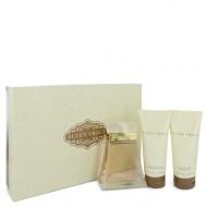 ELLEN TRACY by Ellen Tracy - Gift Set -- 3.4 oz Eau De Parfum Spray + 3.4 oz Body Lotion + 3.4 oz Shower Gel f. dömur