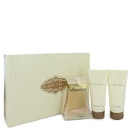 ELLEN TRACY by Ellen Tracy - Gjafasett- 3.4 oz Eau De Parfum Spray + 3.4 oz Body Lotion + 3.4 oz Shower Gel f. dömur
