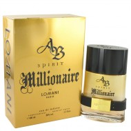 Spirit Millionaire by Lomani - Eau De Toilette Spray 100 ml f. herra