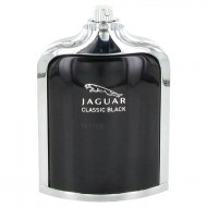 Jaguar Classic Black by Jaguar - Eau De Toilette Spray (Tester) 100 ml f. herra