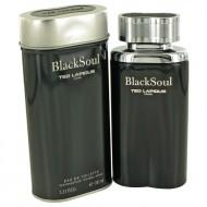 Black Soul by Ted Lapidus - Eau De Toilette Spray 100 ml f. herra