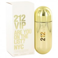 212 Vip by Carolina Herrera - Eau De Parfum Spray 80 ml f. dömur