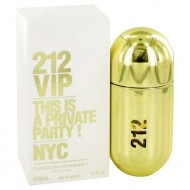 212 Vip by Carolina Herrera - Eau De Parfum Spray 50 ml f. dömur