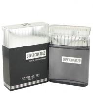 Supercharged by Jeanne Arthes - Eau De Toilette Spray 100 ml f. herra