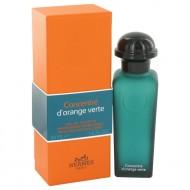 EAU D'ORANGE VERTE by Hermes - Eau De Toilette Spray Concentre Refillable (Unisex) 50 ml f. dömur
