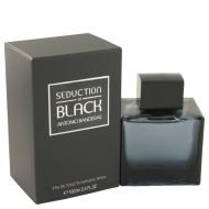 Seduction In Black by Antonio Banderas - Eau De Toilette Spray 100 ml f. herra