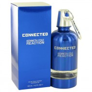 Kenneth Cole Reaction Connected by Kenneth Cole - Eau De Toilette Spray 125 ml f. herra
