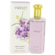 April Violets by Yardley London - Eau De Toilette Spray 125 ml f. dömur