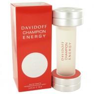 Davidoff Champion Energy by Davidoff - Eau De Toilette Spray 90 ml f. herra