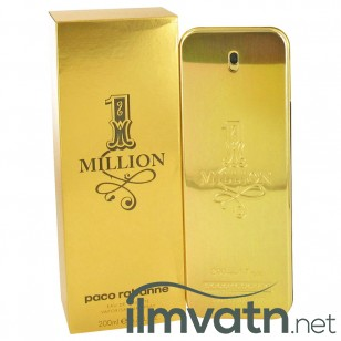 1 Million by Paco Rabanne - Eau De Toilette Spray 200 ml d. herra