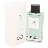 Le Fou 21 by Dolce & Gabbana - Eau De Toilette Spray 100 ml f. herra
