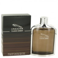 Jaguar Classic Amber by Jaguar - Eau De Toilette Spray 100 ml f. herra