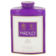 April Violets by Yardley London - Talc 207 ml f. dömur