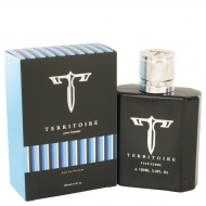 Territoire by YZY Perfume - Eau De Parfum Spray 100 ml f. herra