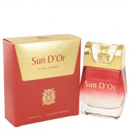 Sun D'or by YZY Perfume - Eau De Parfum Spray 80 ml f. dömur