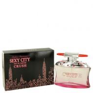 Sex In The City Crush by Unknown - Eau De Parfum Spray (New Packaging) 100 ml f. dömur
