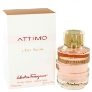 Attimo L'eau Florale by Salvatore Ferragamo - Eau De Toilette Spray 100 ml f. dömur