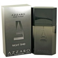Azzaro Night Time by Azzaro - Eau De Toilette Spray 100 ml f. herra