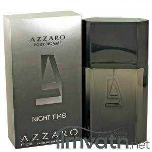 Azzaro Night Time by Azzaro - Eau De Toilette Spray 100 ml f. herra
