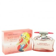 Sex In The City Fantasy by Unknown - Eau De Parfum Spray (New Packaging) 100 ml f. dömur