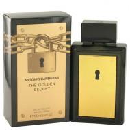 The Golden Secret by Antonio Banderas - Eau De Toilette Spray 100 ml f. herra