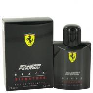 Ferrari Scuderia Black Signature by Ferrari - Eau De Toilette Spray 125 ml f. herra