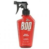 Bod Man Most Wanted by Parfums De Coeur - Fragrance Body Spray 240 ml f. herra