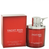 Yacht Man Red by Myrurgia - Eau De Toilette Spray 100 ml f. herra