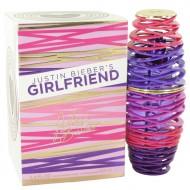 Girlfriend by Justin Bieber - Eau De Parfum Spray 100 ml f. dömur