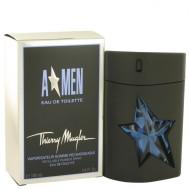 ANGEL by Thierry Mugler - Eau De Toilette Spray Refillable (Rubber) 100 ml d. herra