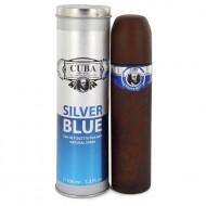 Cuba Silver Blue by Fragluxe - Eau De Toilette Spray 100 ml f. herra