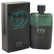 Gucci Guilty Black by Gucci - Eau De Toilette Spray 90 ml f. herra