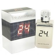 24 Platinum The Fragrance by ScentStory - Eau De Toilette Spray 100 ml d. herra