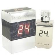 24 Platinum The Fragrance by ScentStory - Eau De Toilette Spray 100 ml f. herra