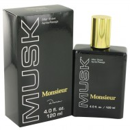MONSIEUR MUSK by Dana - After Shave 120 ml f. herra